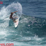 Bali Surf Photos - March 25, 2006