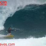Bali Surf Report – April 5 2006