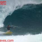 Bali Surf Photos - April 5, 2006