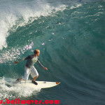 Bali Surf Photos - August 30, 2006