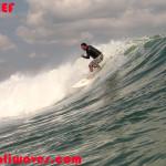 Bali Surf Photos - August 17, 2006