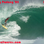 Bali Surf Photos - August 5, 2006