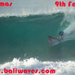 Bali Bodyboarding Report – February 10 2007