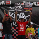 Ricky Hartono conquers the 3rd 'King of the Groms' competition for 2007 at home break Sunset Beach