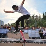 """Surf, Skate, and Wake Stokes the Crowds at the """"I Dream of Cloud 9"""" Billabong Kick Off Event in Manila"""