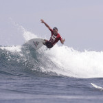 Round One Surfing Completed At Billabong Cloud 9 Invitational