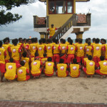 Quiksilver and Coca-Cola Sponsor Bali Lifeguards