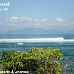 Bali Surf Report; 18th March '09