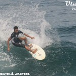Bali Surf Report; 27th March '09