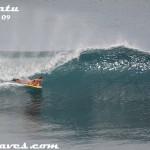 BodyBoarding @ Uluwatu / 11th April '09