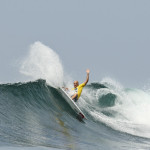 Two Rounds Down as Rusty's Rumble in Da Jungle Powers Up at Sanur Reef