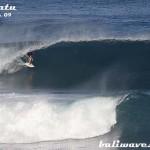 Kuta Reef to Uluwatu + G-land report, 23rd June '09