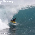 more Bodyboarding @ PADANG PADANG, 17th June '09