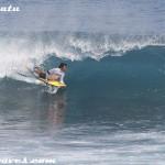 Bodyboarding @ Uluwatu / 1st June '09