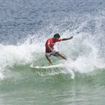 Mixed Bag Nab Quarterfinal Berths on Day 3 of Quiksilver King of the Groms at Kuta Beach
