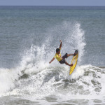 Grom's Tear It Up on Day 2 of Quiksilver King of the Groms at Kuta Beach