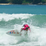 Annissa Flynn Wins Both Junior and Women's Divisions in Quiksilver Thailand Surf Series King of the Jungle Contest at Kamala Beach