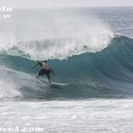Kuta Reef to Uluwatu++, 5th August '09