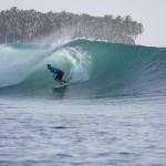 Kandui Surfing resort / Mentawai islands. 9th Aug '09