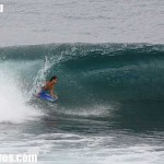 Bodyboarding @ Uluwatu, 14th Oct '09