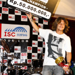 2009 Coca-Cola Indonesian Surfing Championship Awards Night Celebration at Kuta, Bali