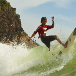 Jay-R Esquivel from the Philippines Takes Out the Occy Grom Comp in Malaysia
