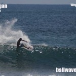Todays Bali surf and weather report, 23rd Jan '10
