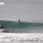 Todays Bali surf and weather report, 21st Jan '10