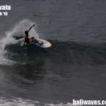 Kuta Reef to Uluwatu, 8th Feb '10
