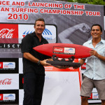 Coca-Cola Amatil Indonesia and the Indonesian Surfing Championship Tour Sign Historic 3-Year Sponsorship Agreement in Kuta, Bali.