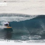 Swell showing at Uluwatu this arvo