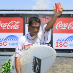 Made Awan Trumps Dede Suryana in a Searing Final to Win the Oakley Pro 2010 at Canggu Beach in Bali