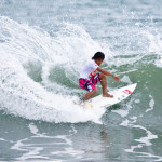 Three Rounds Down in Action Packed First Day of Quiksilver Open at Keramas Beach-Bali