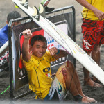 Team Nusa Lembongan Wins First Heat of Oakley Tag Team Challenge