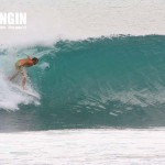 Bingin Barrels and Padma Beachies, 21st June 2012