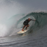 G-Land Surf Camp surf report, 23rd August 2012