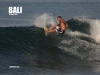 Bali Surf Report – 2-3ft and glassy; 7th April 2013