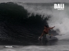 Perfect waves on Bali's East side, 24th – 25th May 2013