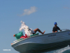 G-LAND PHOTO GALLERY, (boating bronco) No.12