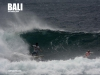 Strong Westerly wind continues in Bali, 21st January 2014