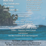 Limited Tickets Available………Watermans Awards and Benefit Night – 14th August, 2015