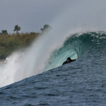 Joyo's G-Land Surf Resort, East Java 15th July 2015