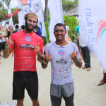 Yoni Klein, Ali Khushruwan, and Rina Kitazawa Claim Wins at Maldives Open 2015