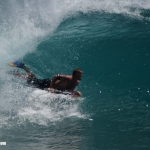 Body boarding Bali August – September #1