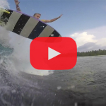 Jamie O'Brien Shreds Indo on a Foamie