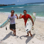Raditya Rondi and Rina Kitazawa Earn Wins at Rote Open International Surfing Competition and Take ASC 2015 Championship Victories