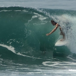 Hard to go wrong surfing in Bali, 23rd – 24th November 2015