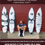 Surf Happenings Film Night