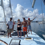 PRODUCT TEST; 48ft Catamaran charter boat out of Bali