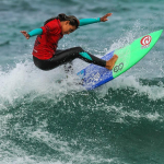 Rip Curl's Taina Izquierdo charges to 2nd place in Taj's Small Fries Championships in Western Australia!